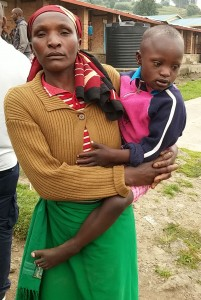 Mother and Child Rwanda